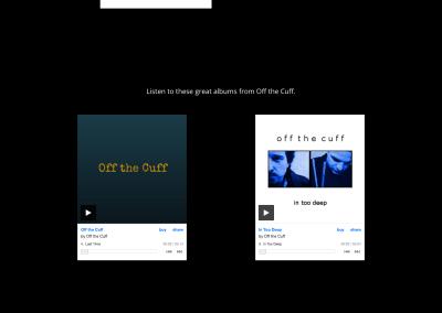 Offthecuffjazz.com